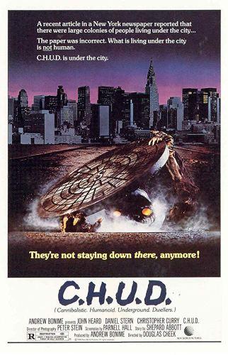 C.H.U.D., city movies