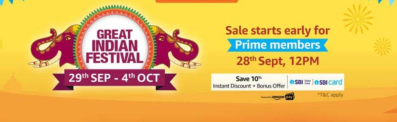 Amazon Great Indian Festival Sale: New Brand Launches