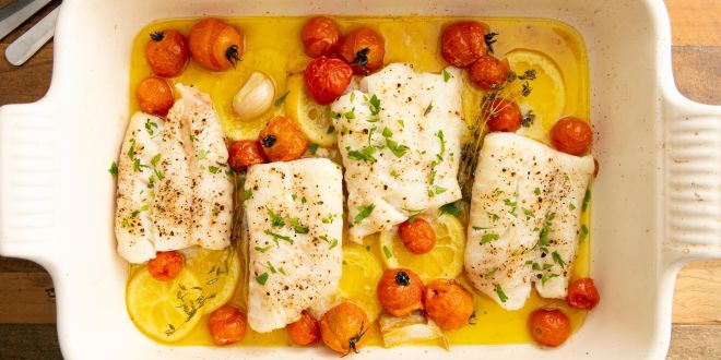 What are the easiest and simplest cod recipes?