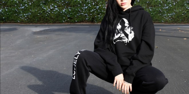 Noah Cyrus Launches Apparel Collection For Mental Health Awareness. All Proceeds Go To The Jed Foundation. To Perform in Los Angeles Tomorrow