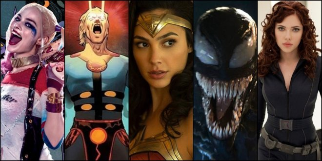 Five Best Superhero Films of the 2010s