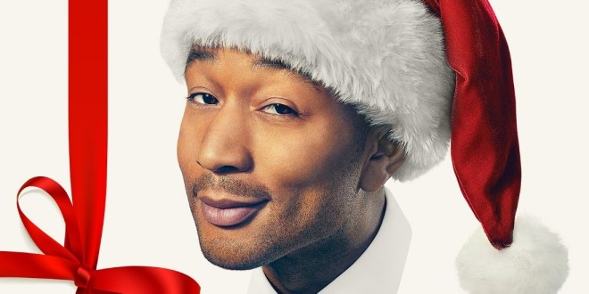 JOHN LEGEND TO RELEASE A LEGENDARY CHRISTMAS: THE DELUXE EDITION AVAILABLE NOVEMBER 8