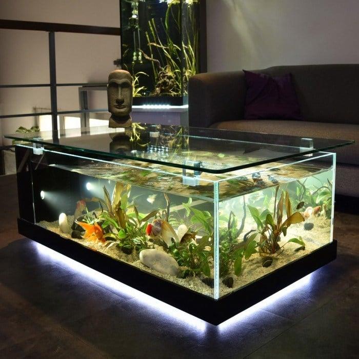 Aquarium Coffee Table 9
