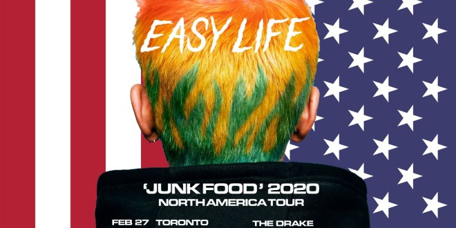 Easy Life Release New Single 'Nice Guys.' Announce North American Tour. Sign To Interscope in the U.S