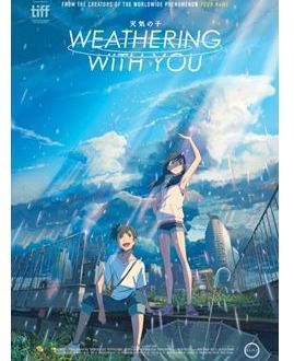 "GKIDS and Fathom Events Bring ""Weathering With You"" to Cinemas for Nationwide Fan Preview Screenings January 15 & 16"