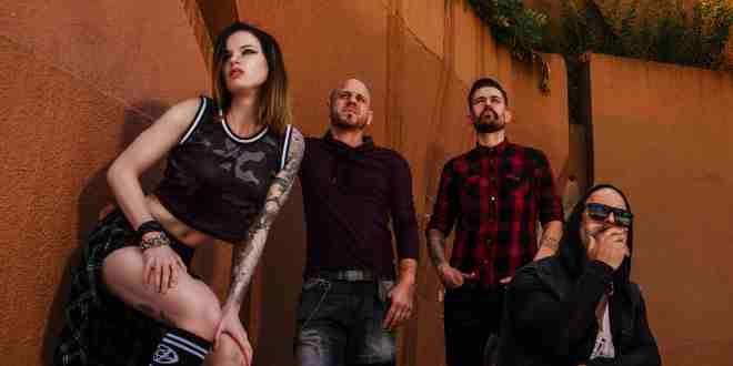 "The Hellfreaks Release New Music Video For ""Red Sky"""