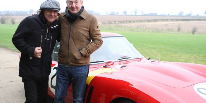 Pink Floyd Co-Founder Nick Mason Recalls Meeting Roger Waters & Richard Wright for the First Time in this Preview of Brian Johnson's A Life on the Road Airing Sunday