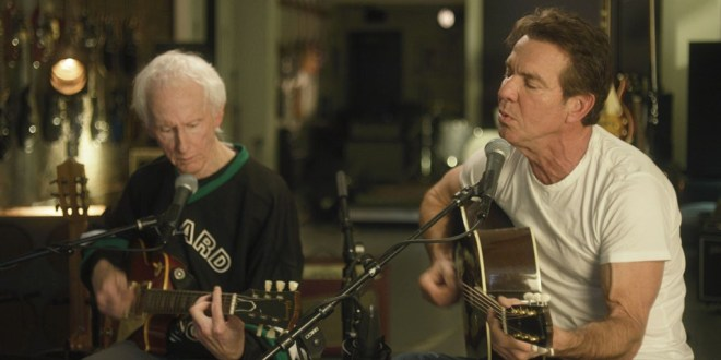 Robby Krieger & Dennis Quaid Discuss the Beloved Elvis Hit 'Don't Be Cruel' in this Clip From Thursday's 'Mixtape