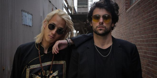 """DJ ELEPHANTE & ACTOR JACK FALAHEE JOIN FORCES AS DIPLOMACY, RELEASE DEBUT SINGLE """"SILVER LAKE QUEEN"""""""