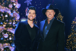 Trace Adkins Selects Jason Crabb As Special Guest During Christmas Residency at Gaylord Opryland