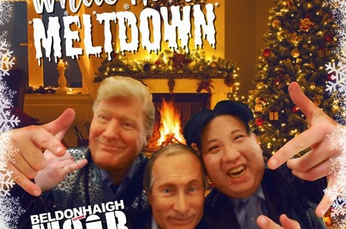 Beldon Haigh and The Mother Of All Bands Release New Political Parody