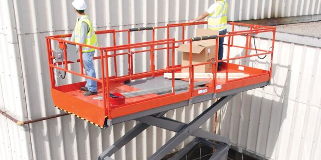 3 Safety Tips Of Using Aerial Lifts When Working At Height