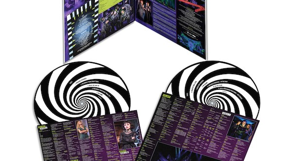 GHOSTLIGHT RECORDS will release BEETLEJUICE – Original Broadway Cast Recording – as 2-LP VINYL SET, 11/22
