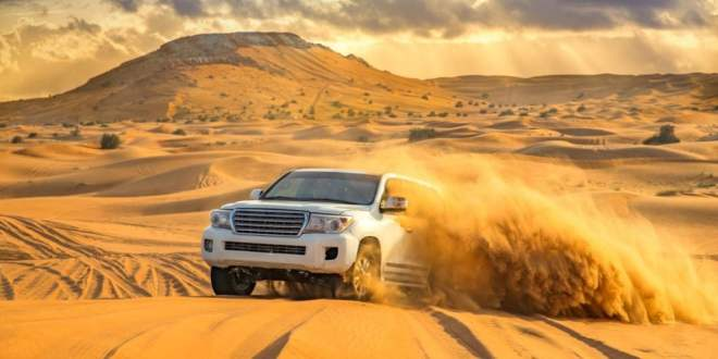 Make Astonishing Recollections through Dubai Desert Safari