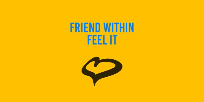 FRIEND WITHIN RETURNS TO SOLOTOKO FOR CLUB READY TUNE 'FEEL IT'