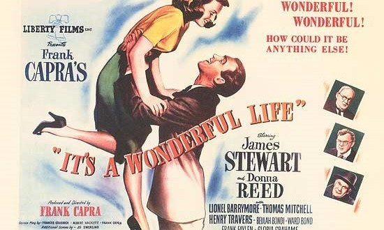 """IT'S A WONDERFUL LIFE"" AND WHAT IT MEANS TO US"