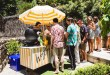 A Mexican Food Cart For Your Backyard Birthday Party