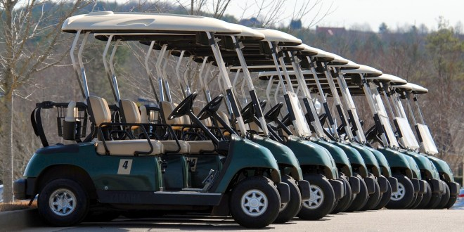 Cart Blanche: What to Look for When Buying a Golf Cart