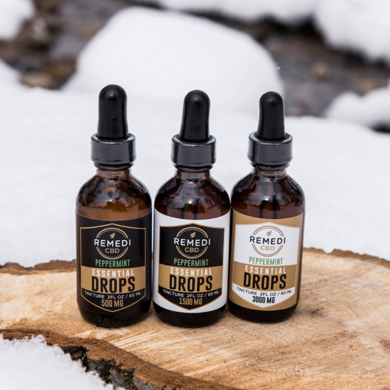 Uses of CBD Tinctures