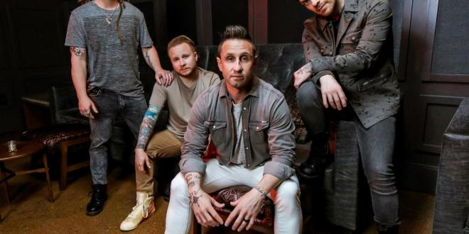 Shinedown Announce 'Deep Dive' Spring Tour