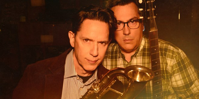 THEY MIGHT BE GIANTS 'Flood' 30th Anniversary Tour | 'Live from Here with Chris Thile' Sat. Nov 16