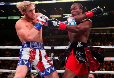 KSI DEFEATS Logan Paul in Highly-Anticipated Rematch in LA