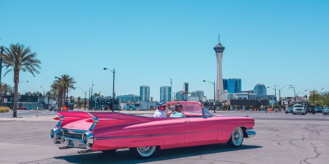 Here's What All You Must Know About Driving In Las Vegas