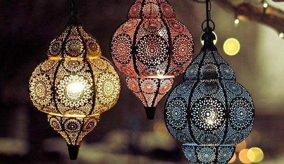 Electric Handmade Moroccan Lighting for Your Home Decor
