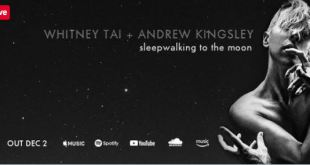 "Whitney Tai's ""Sleepwalking to the Moon"", a song in orbit between peace and pain."