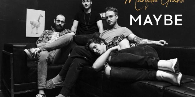 "Marquee Grand Releases ""Maybe"" Ahead of Debut EP"