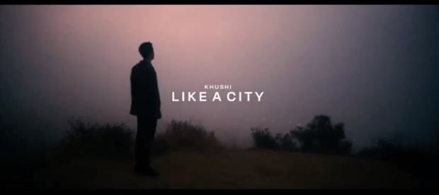 "KHUSHI UNVEILS ""LIKE A CITY"" MUSIC VIDEO"