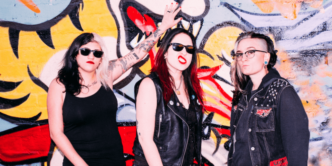 "AZ's The Venomous Pinks Unveil Single, A Cover of Joan Jett & The Blackhearts' 'I Want You""; Music Video Stars Soma Snakeoil and Lady Scorpius"