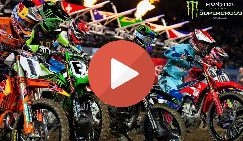 Rd 4 Glendale Ama Supercross 2020 Live Stream Tv Schedule Track Fan Fest Practice Qualifying