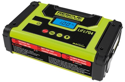 This Is Why You Should Keep A Lithium-ion Jump Starter With You
