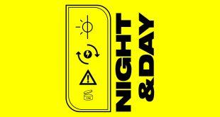 """Borgeous Takes Us Through """"Night & Day"""""""