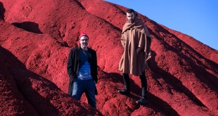 PREMIERE: Avant Garde Afrofuturism duo Trrmà shares 'Shishanpangma' Single