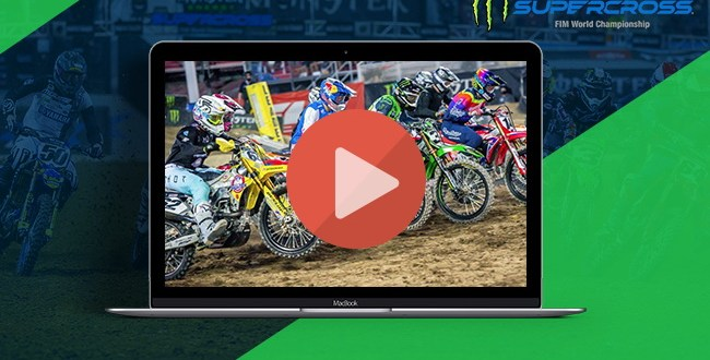 Supercross Live Stream 2020 | Watch Monster Energy AMA Supercross Free Online Channel