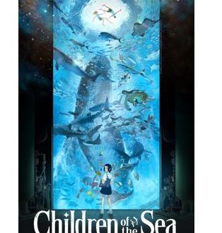 "New Animated Feature Film ""Children of the Sea"" Set to Hit Select U.S. Cinemas on April 20 & 22"