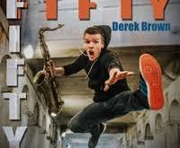 Fifty Fifty by Derek Brown: moving, hooky, and always fun