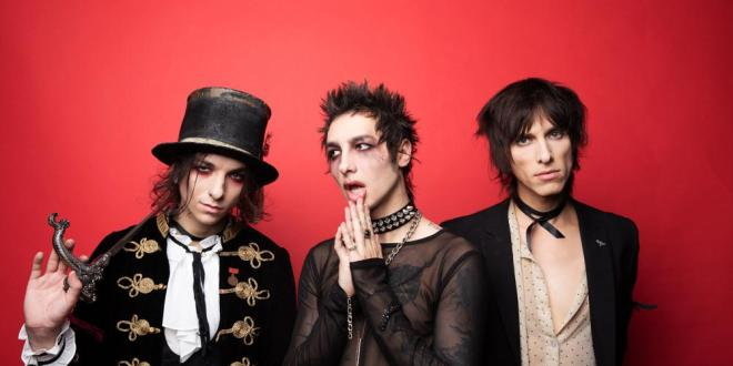 Palaye Royale Drop Animated Video For New Single 'Little Batards'