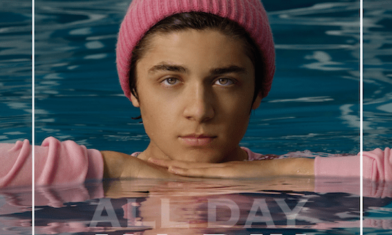 "Asher Angel Releases New Single ""All Day"""