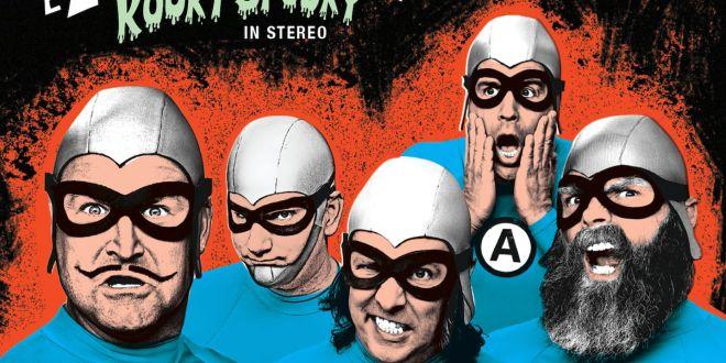 "The Aquabats! Return with New Single ""Pajamazon!""And 6th Studio Album ""Kooky Spooky…in Stereo!"""