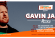 GAVIN JAMES ANNOUNCED AS FIRST HEADLINER OF 'LIVE AT THE DRIVE-IN'