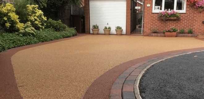 Resin Bound Driveway Materials