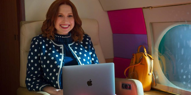 Interactivity Hurts The 'Kimmy Schmidt' Movie
