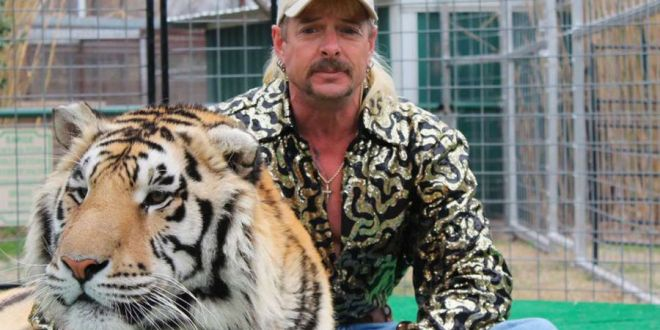 """Tiger King"" Joe Exotic Claims New Evidence and Prison Abuse in Exclusive Letter to Josh Belcher Uncharted Podcast"