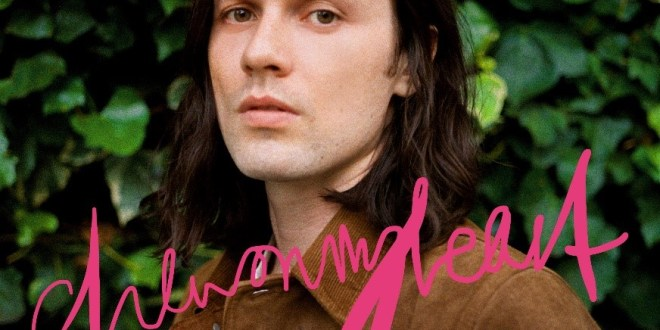 "JAMES BAY RELEASES NEW SINGLE ""CHEW ON MY HEART"""