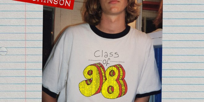 "Eric Hutchinson Releases New Album ""Class of 98"""