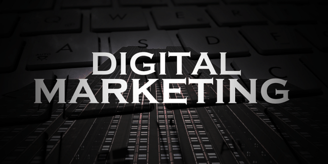 5 ways Digital Marketing is good for your business