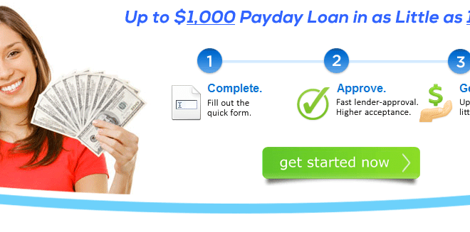 1 60 minute block payday borrowing products